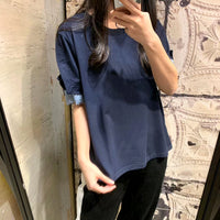 Back Lace Top (3 colours) (pre order)