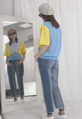 Cross Layer Top With Split Collar-TOP-Drive Store