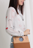 Kiss Kiss Dot Dot Shirt