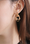 Shyly Girl Earrings
