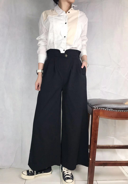High Waist Culotte (2 colours) (pre order)