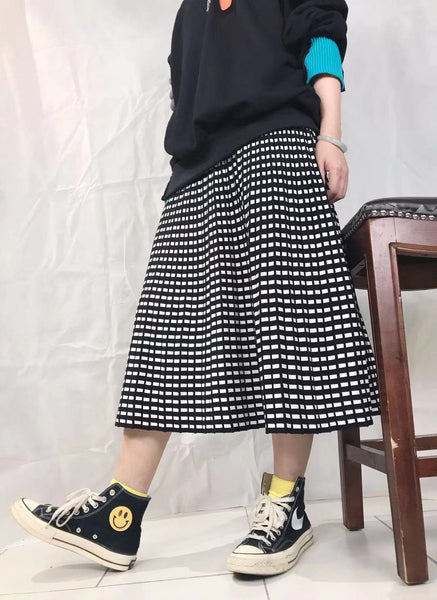 Checkered Skirt (pre order)