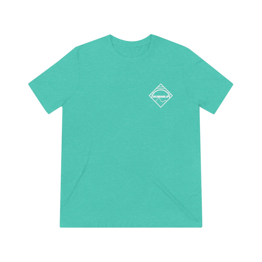 Sea Green Teton Short Sleeve is a nature tee shirt that lets anyone explore or adventure wherever they go.