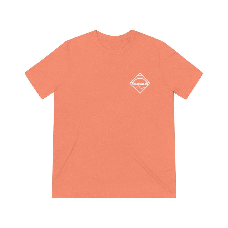 Orange Dusk Short Sleeve is a nature tee shirt that lets anyone explore or adventure wherever they go.