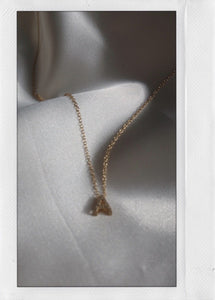personal statment necklace