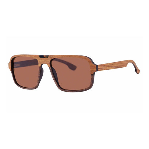 Sunglasses LIVERPOOL BROWN - Blackwoodbags