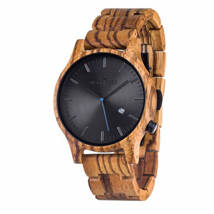 Watch OLYMPUS Zebrano - Blackwoodbags