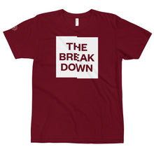 Load image into Gallery viewer, The Break Down - Block T-Shirt