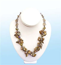 Load image into Gallery viewer, Juliet's Statement Necklace, 20 inches