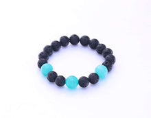 Load image into Gallery viewer, Anti Stress Lava Diffuser Beads Bracelet