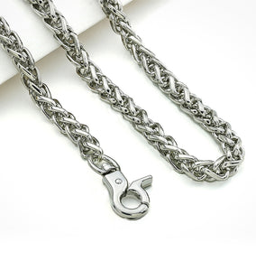 Stainless Steel Crossbody Handbag Strap