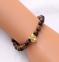 Load image into Gallery viewer, Tiger Eye Chakra Healing Energy Bracelet