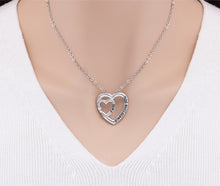 Load image into Gallery viewer, 25mm Heart Shaped Pendant Necklace