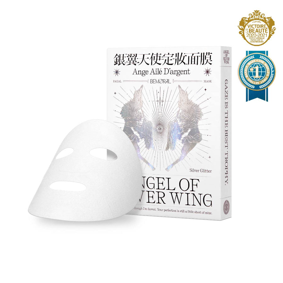 ANGEL of SLIVER WING Setting Mask (5pcs)