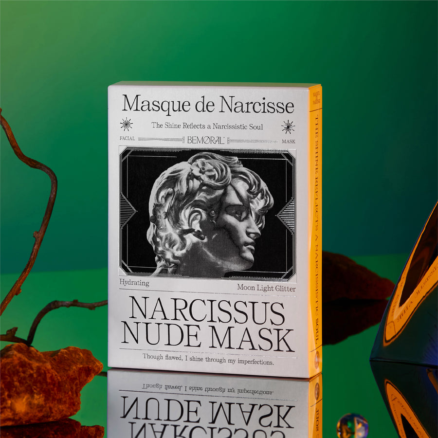 Narcissus Nude Mask (5pcs)