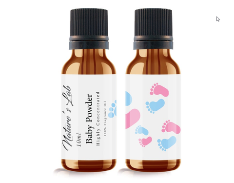 Baby Powder Fragrance Oil India