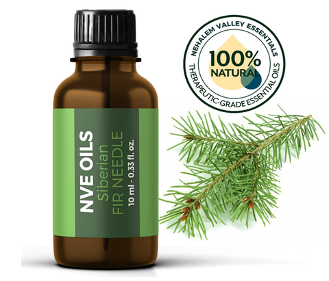 Fir needle Siberian Essential oil (FREE SHIPPING ALL OVER INDIA)