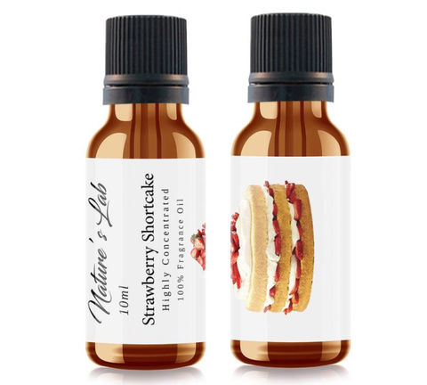 Strawberry Shortcake Fragrance Oil India
