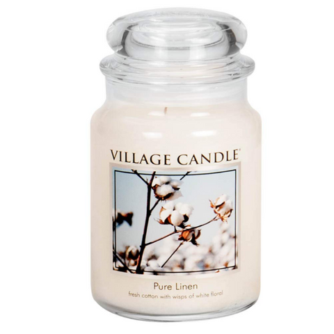 Village Candle Pure Linen