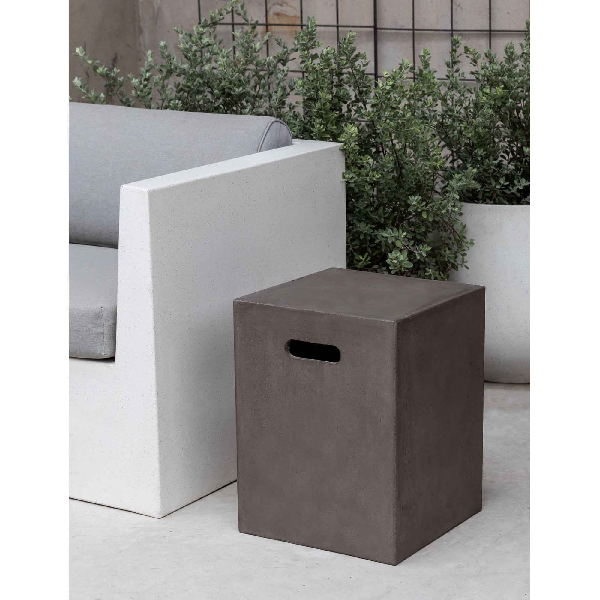Urban Garden Table-Fiber Cement-S/1