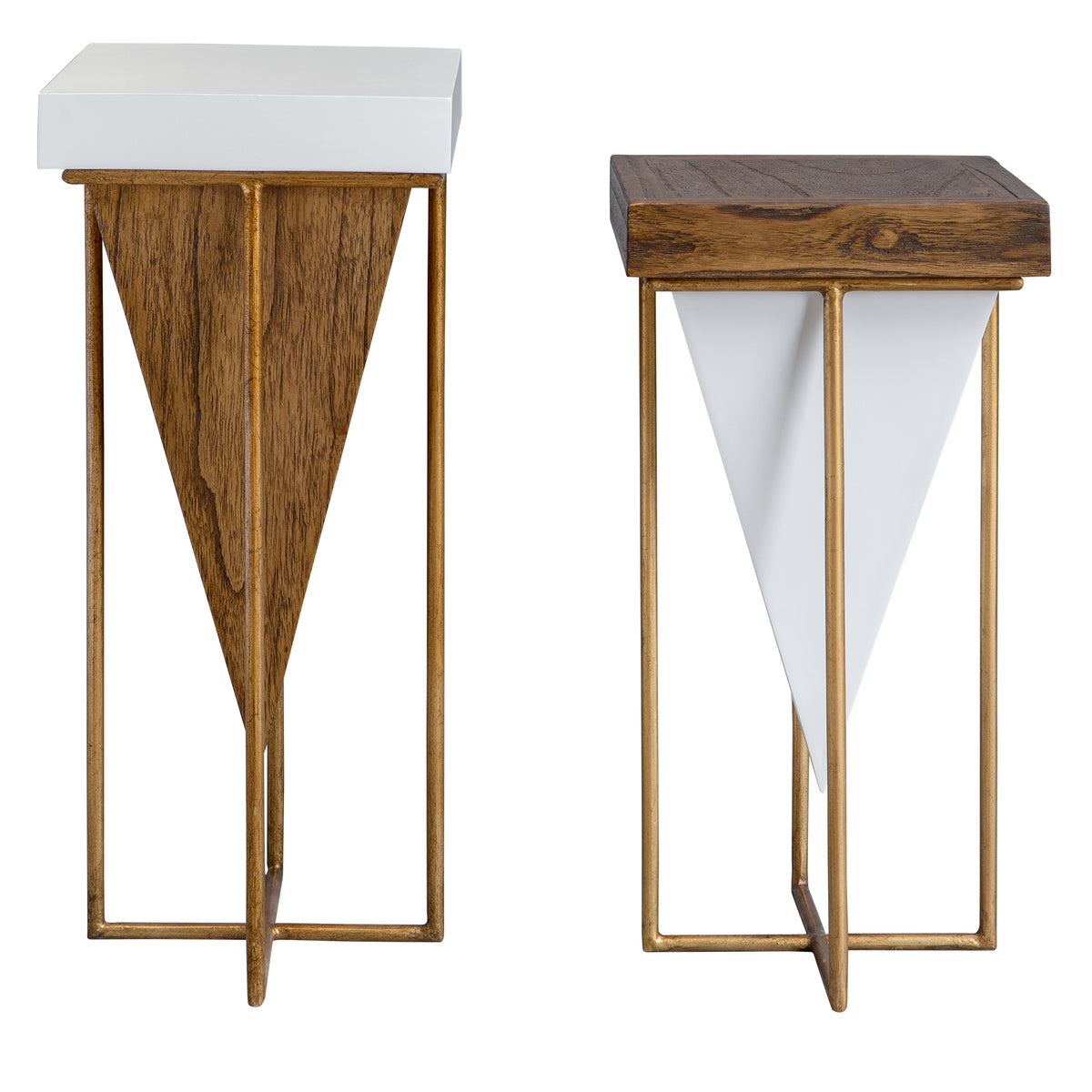 Kanos Accent Tables, S/2