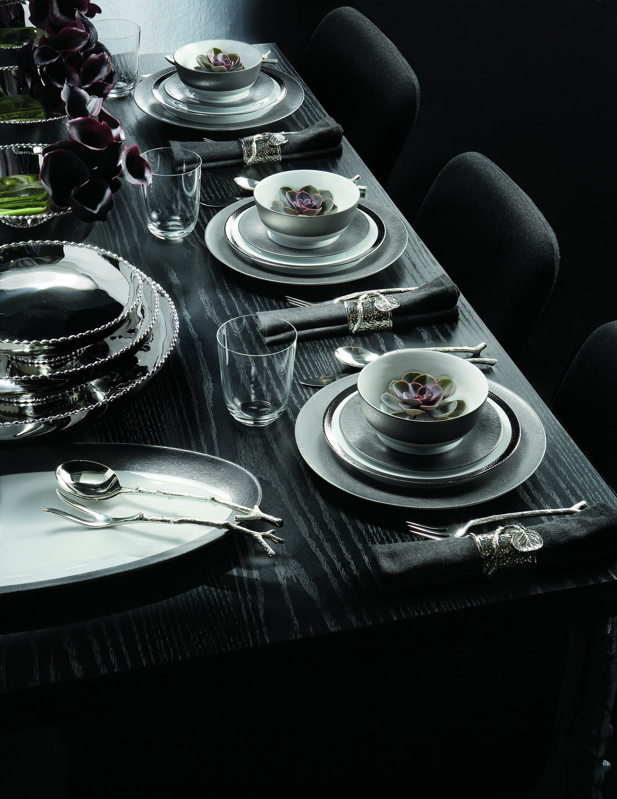 Silversmith 5-Piece Place Setting
