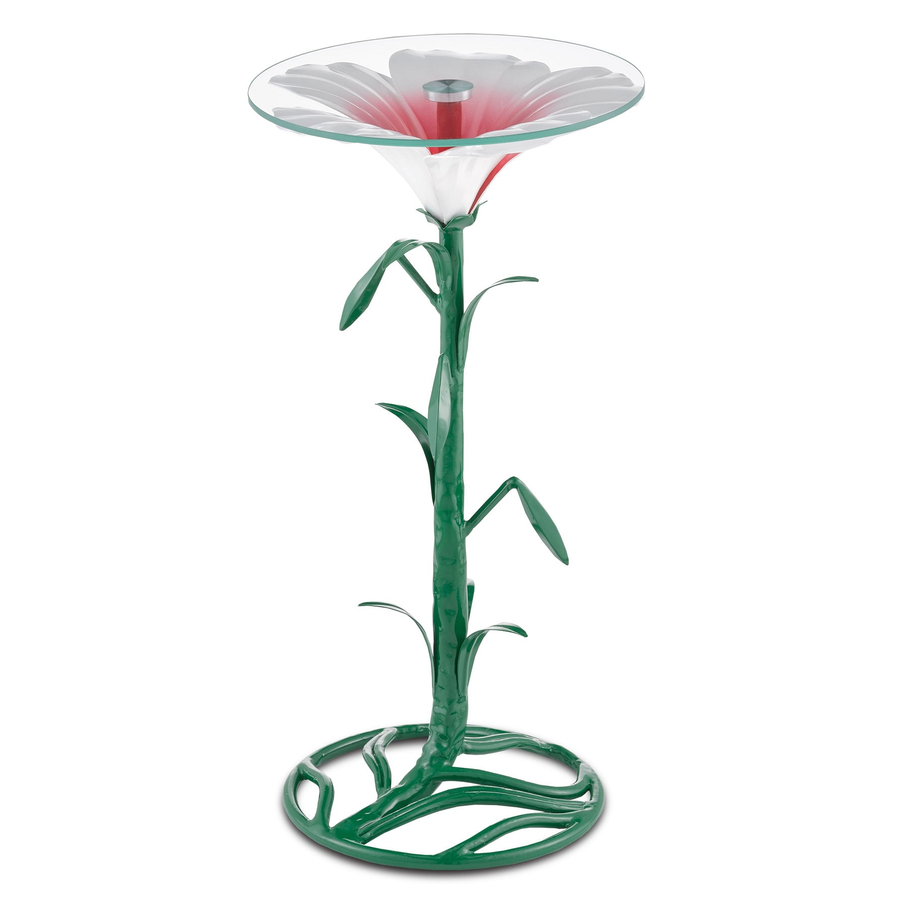 Hibiscus Drinks Table