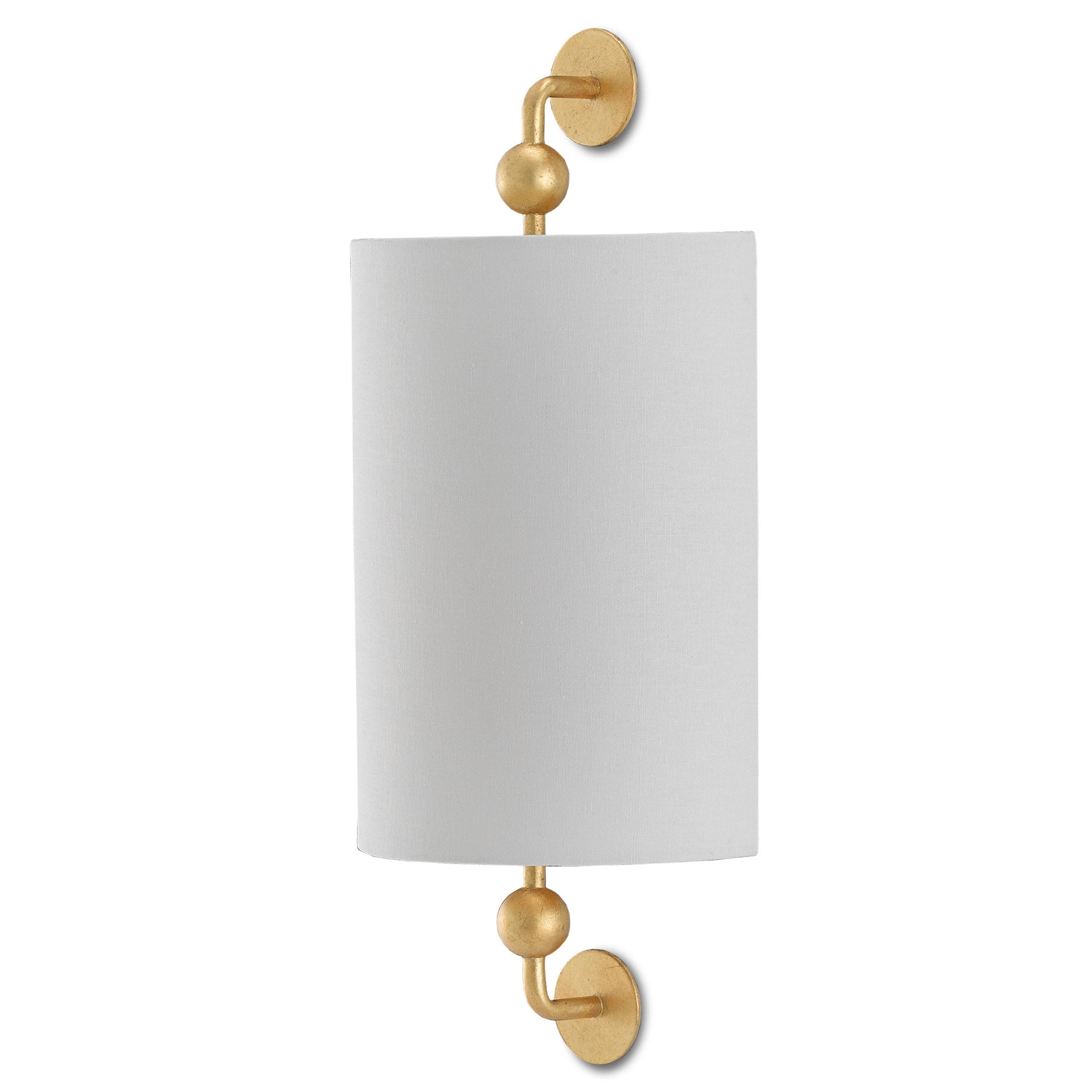 Tavey Gold Wall Sconce