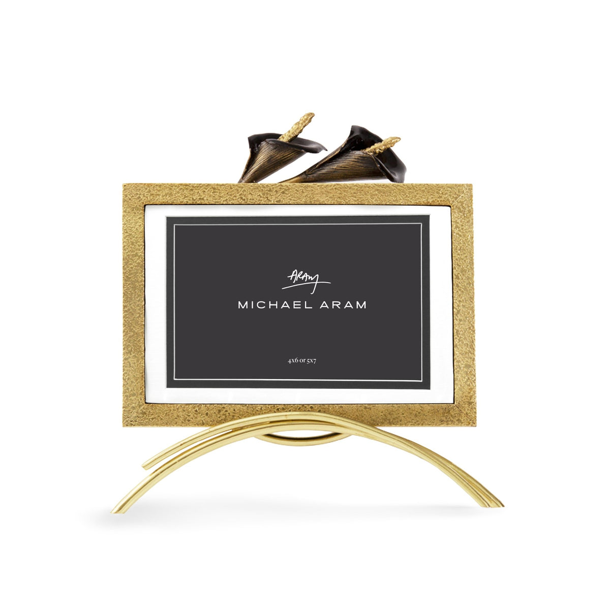 Calla Lily Midnight Easel Frame