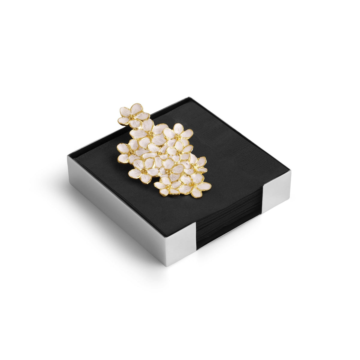 Cherry Blossom Cocktail Napkin Holder