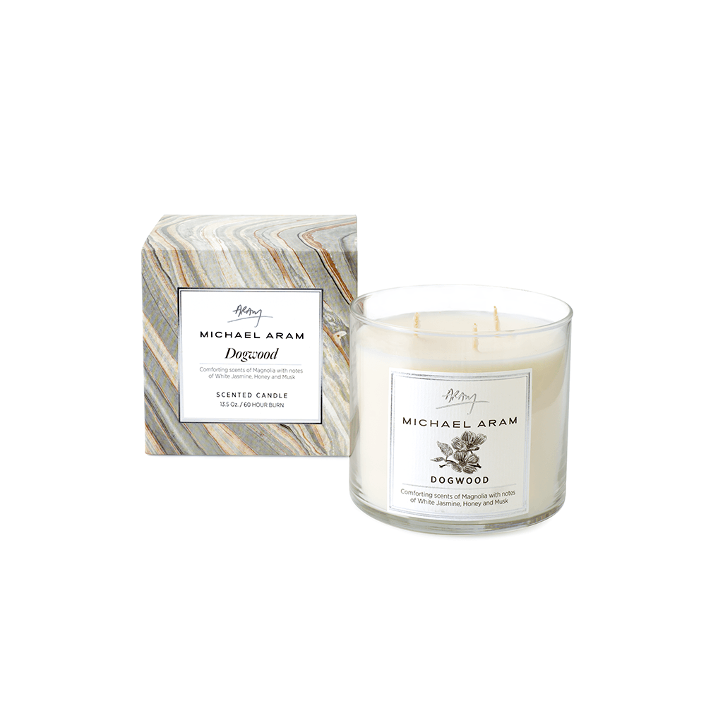 Dogwood Scented Candle