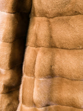 "Load image into Gallery viewer, ""VALENCIA"" Mink Coat"