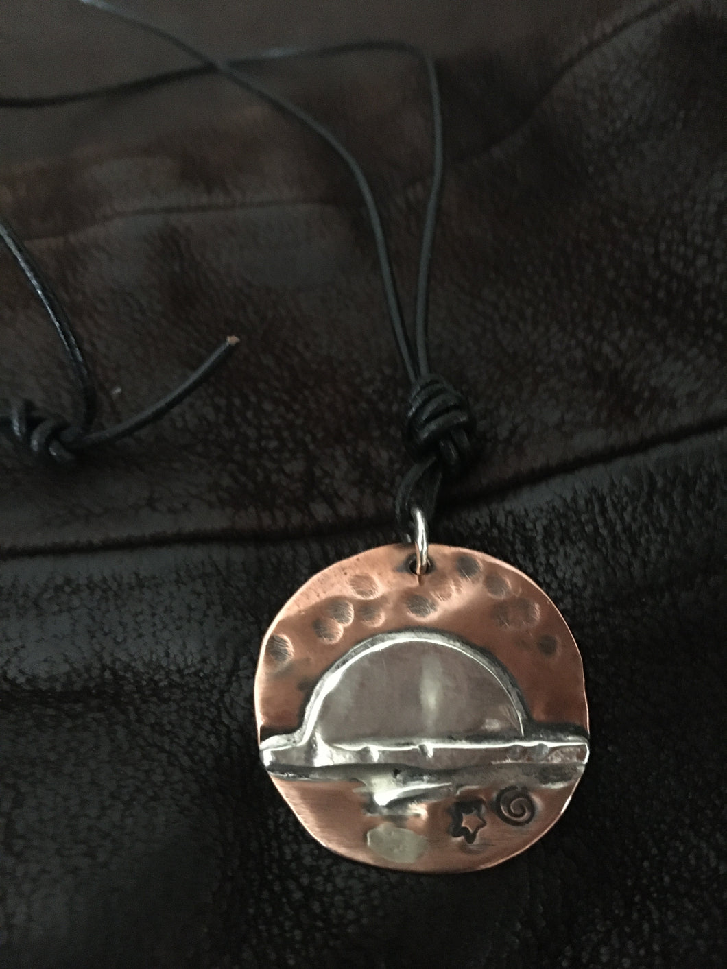 Moonrise Pendant