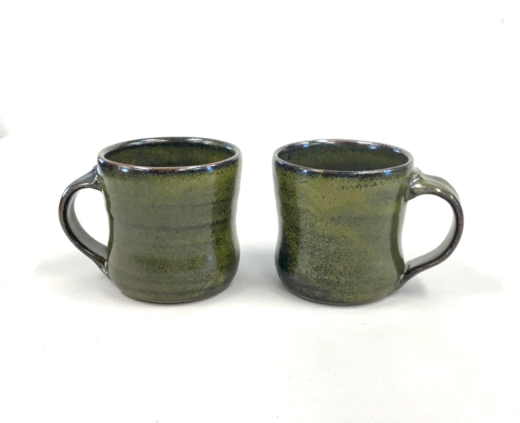 Teadust Green Mug (2 available)