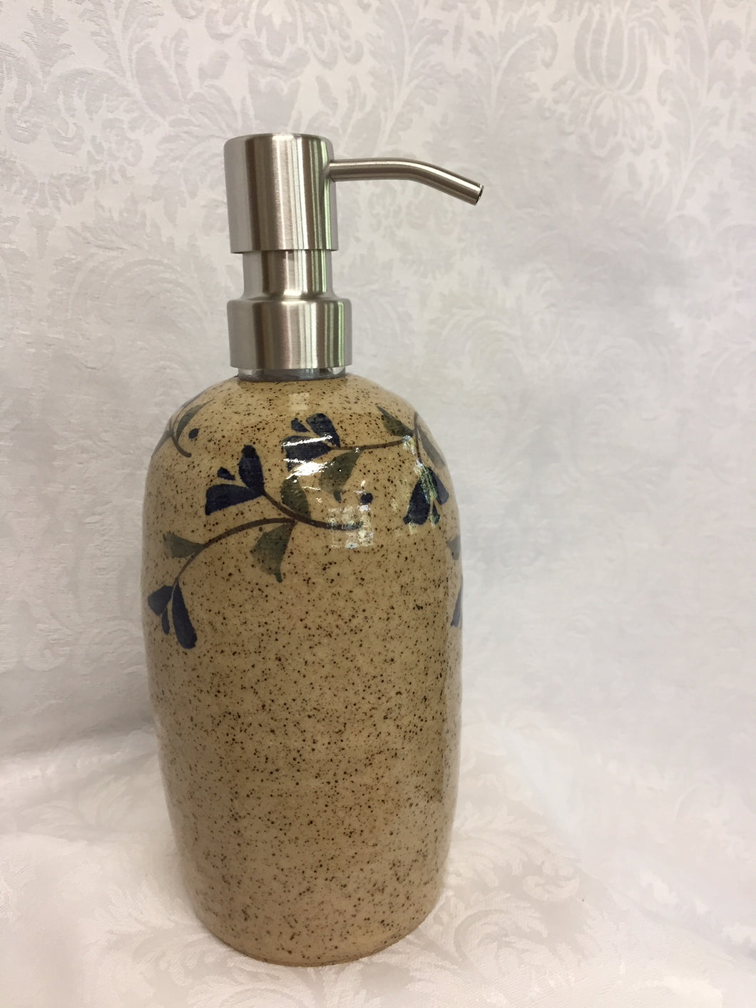 Pump Pot for Soap or Lotion