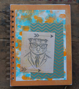 "Journal ""Professor Cat"""