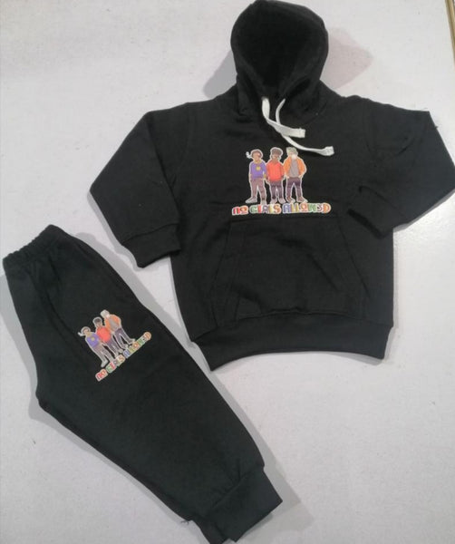 No Girls Allow3d (Merch) 2 piece Jogger sweatsuit