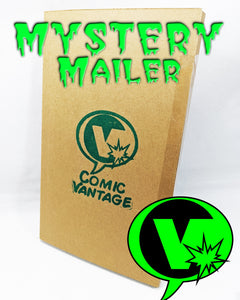 The One and Only Comic Vantage Mystery Mailer Box Season 16