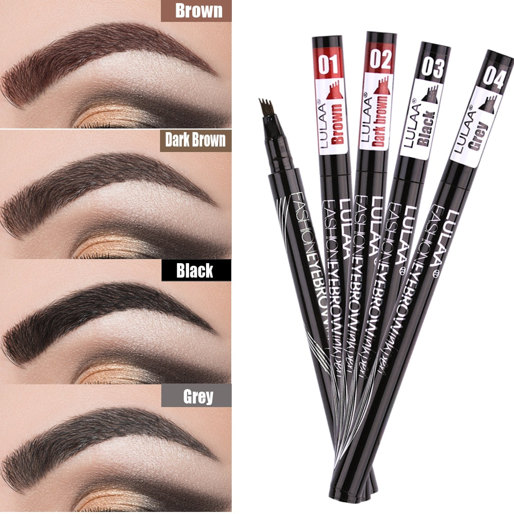 Waterproof Natural Eyebrow Pen