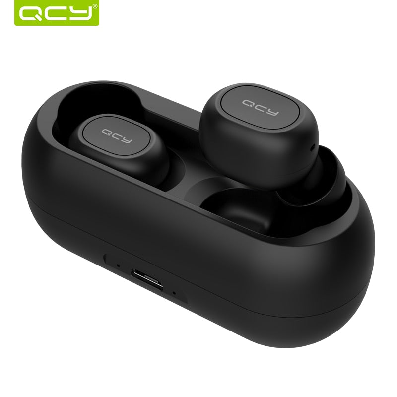 3D Stereo 5.0 Bluetooth Wireless Earphones with Dual Microphone