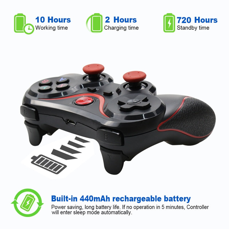 Wholesale Terios T3 X3 Wireless Joystick Game-pad Controller