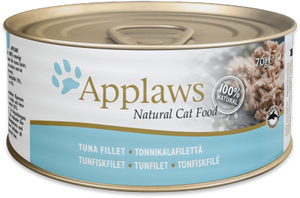 Applaws Tuna Fillet Can
