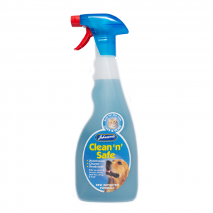 Clean 'n' Safe Disinfectant for Cats & Dogs