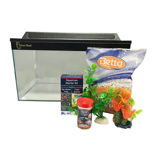 Clearseal Tank Starter Kit 18x10x10
