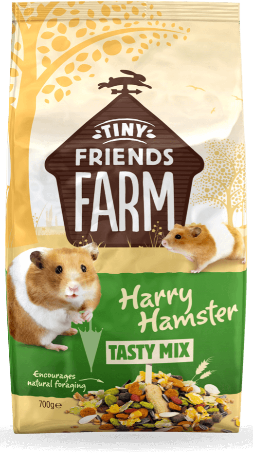 Harry Hamster Tasty MIx