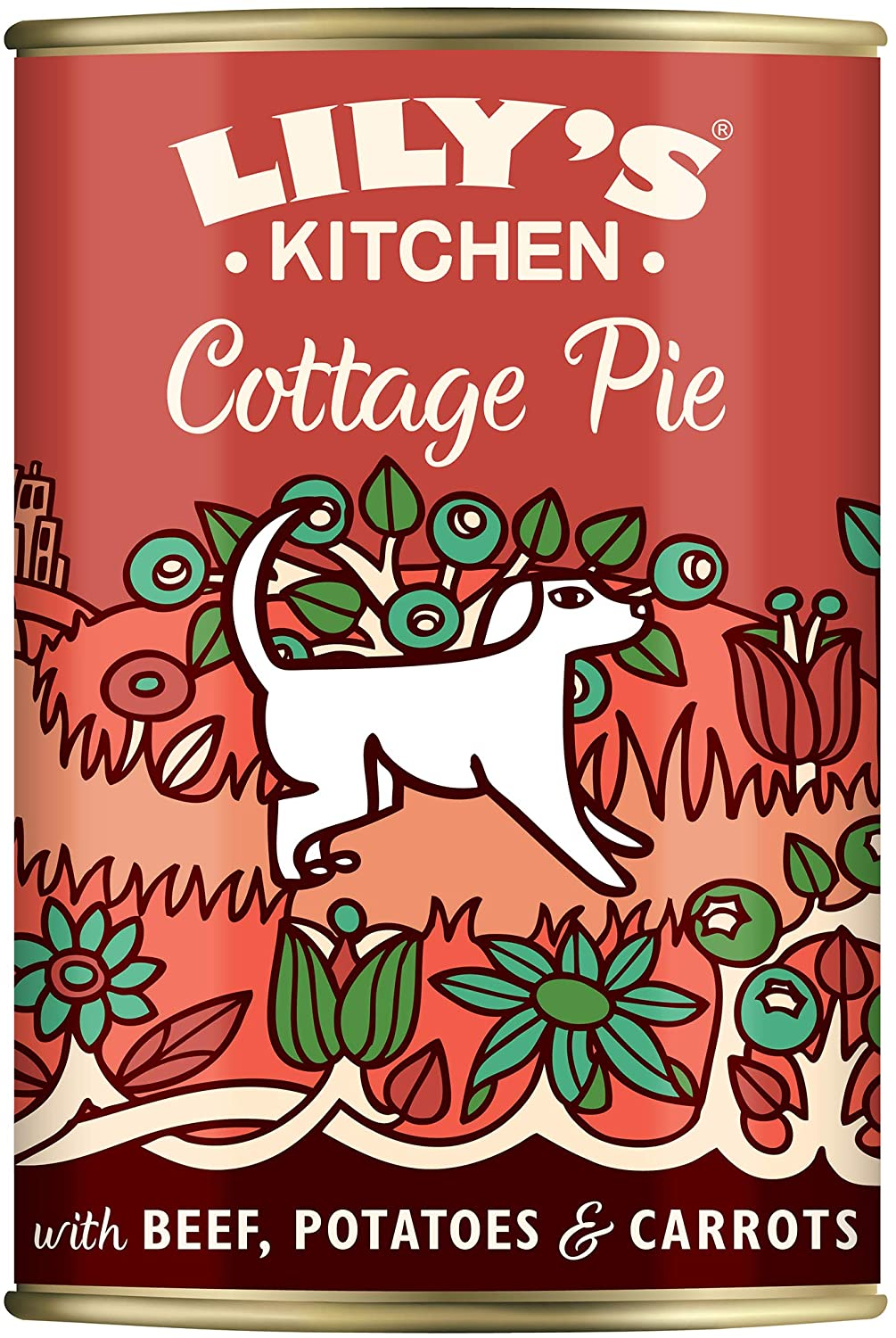Lily's Kitchen Cottage Pie Can