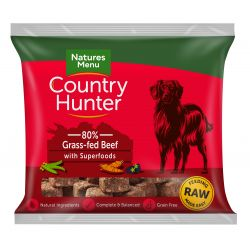 Country Hunter Grass Fed Beef Nuggets