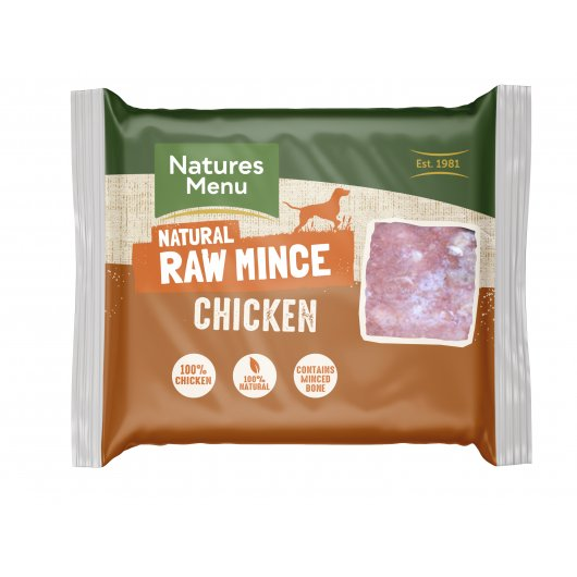 Natures Menu Chicken Mince