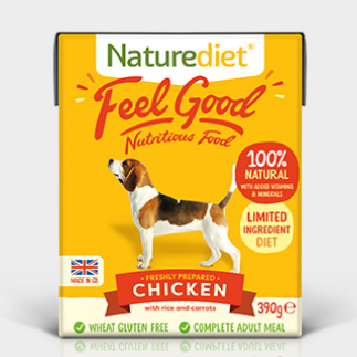 Naturediet Feel Good Chicken - SPECIAL OFFER