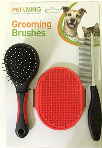 Pet Living Grooming Brushes